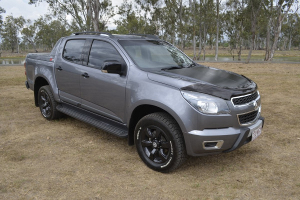 Holden Colorado Z71 RG