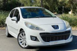 Peugeot 207 XT A7 SERIES II MY