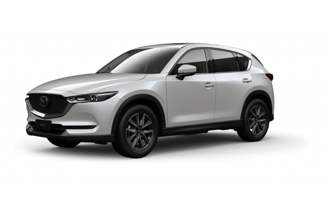 2021 MY20 Mazda CX-5 KF Series GT Suv