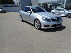 2014 Mercedes-Benz C-class W204  C200 CDI Avantgarde Sedan