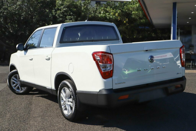 2019 SsangYong Musso Ultimate Crew Cab