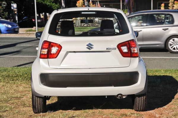 2019 MY18 Suzuki Ignis MF GL Hatchback Image 3