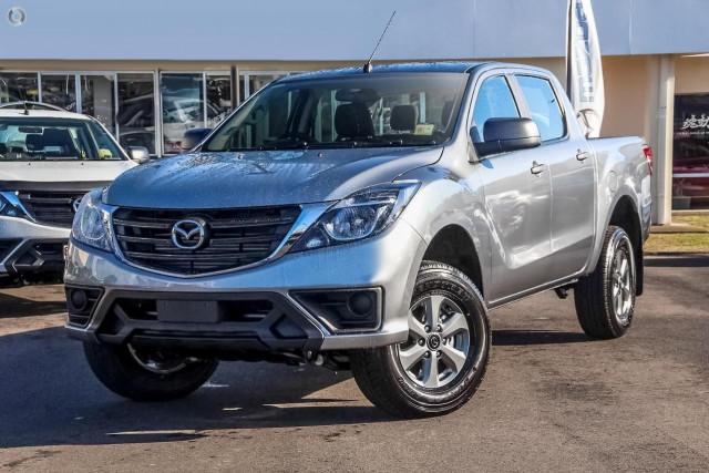 2019 Mazda BT-50 UR XT Utility
