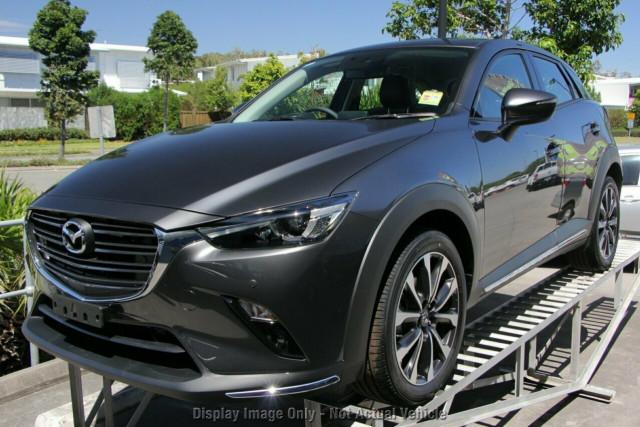 2020 Mazda CX-3 DK2W7A sTouring SKYACTIV-Drive FWD Suv