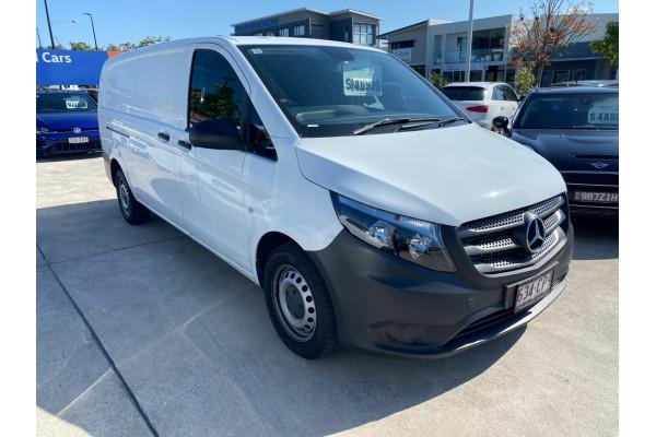 2018 Mercedes-Benz Vito 447 114BlueTEC Van Image 2