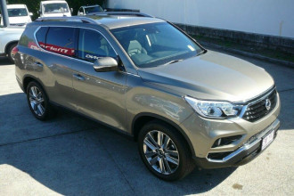 2018 SsangYong Rexton Y400 ELX Suv
