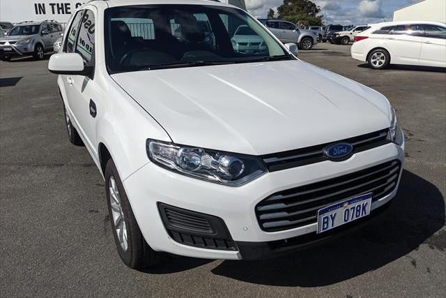 2015 Ford Territory TERRITORY 2014.00 Wagon