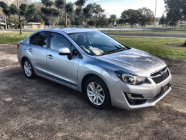 2016 Subaru Impreza G4 MY16 2.0i Sedan