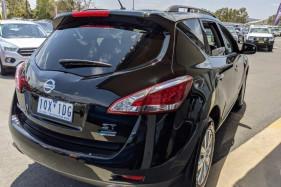 2013 Nissan Murano Z51 SERIES 3 ST Wagon Image 4