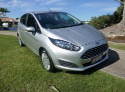Ford Fiesta Ambiente WZ