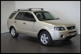 Ford Territory SR SY
