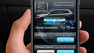 Outlander PHEV Remotely Innovative