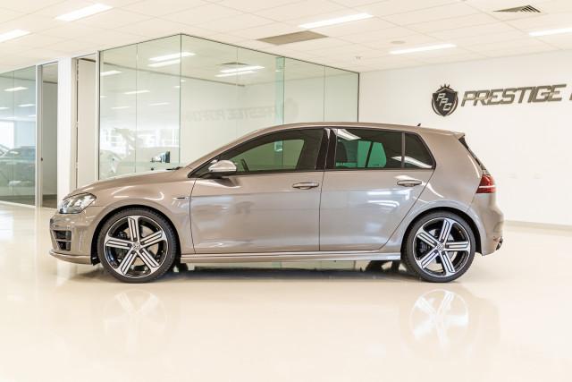 2016 Volkswagen Golf 7 R Hatchback Image 8