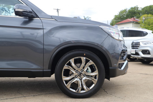 2021 SsangYong Rexton Y450 Ultimate Suv Image 4