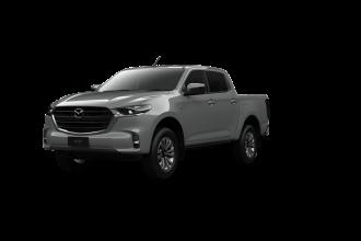 2021 Mazda BT-50 TF XT 4x4 Dual Cab Pickup Utility Image 2
