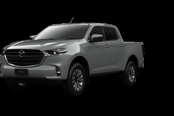 2020 MY21 Mazda BT-50 TF XT 4x4 Pickup Utility - dual cab