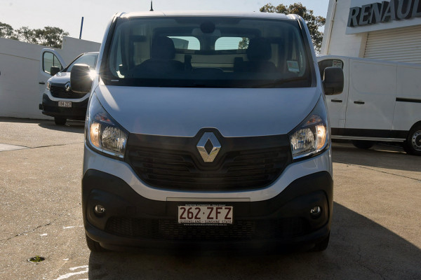 2018 Renault Trafic L1H1 Short Wheelbase Twin Turbo Van Image 3
