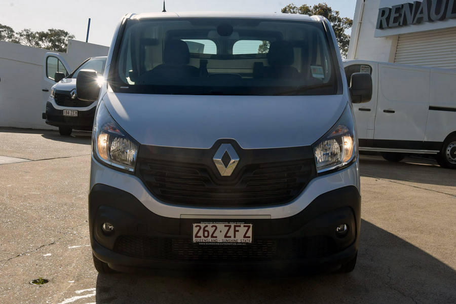 2018 Renault Trafic L1H1 Short Wheelbase Twin Turbo Van