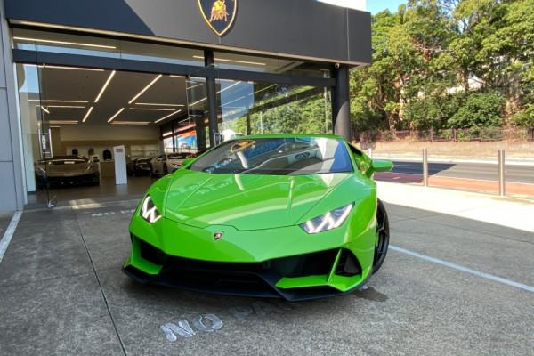 Lamborghini Huracan LP640