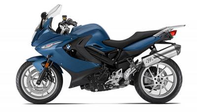 New BMW Motorrad F 800 GT