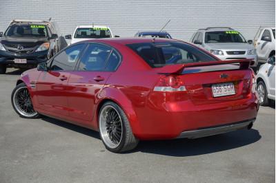 2006 Holden Commodore VE Omega Sedan Image 4
