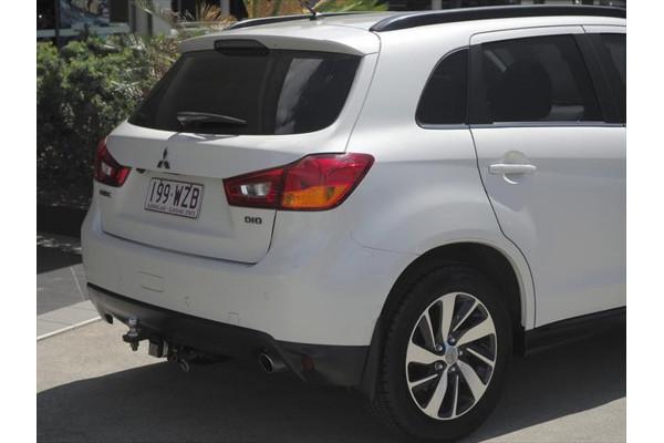 2014 Mitsubishi ASX XB MY15 XLS Suv Image 3