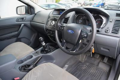 2011 Ford Ranger PX XL Utility