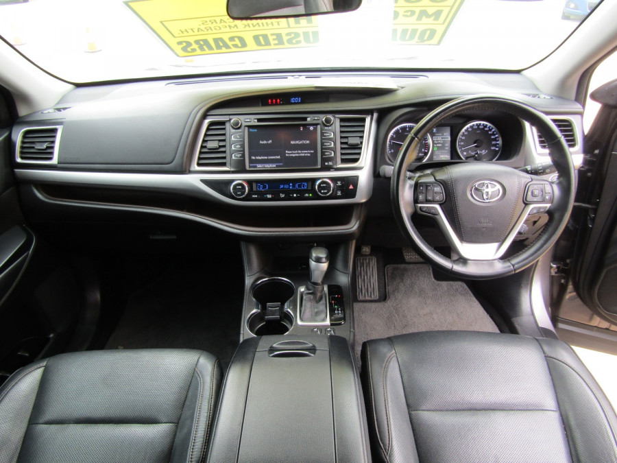 2017 MY18 Toyota Kluger GSU50R GXL 2WD Suv Image 15