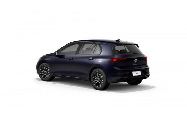 2021 Volkswagen Golf 8 110TSI Life Hatchback Image 3
