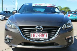 2014 Mazda 3 BM5438 SP25 SKYACTIV-Drive Hatchback Image 3