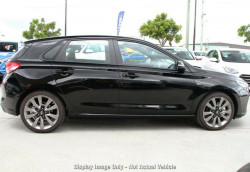 2018 Hyundai i30 PD SR D-CT Hatchback