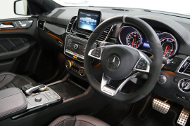 2019 MY18 Mercedes-Benz M Class GLE63 AMG S Coupe