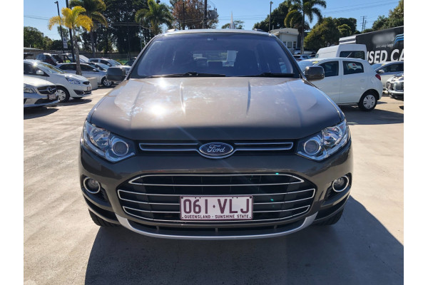 2012 Ford Territory SZ TS Wagon Image 2