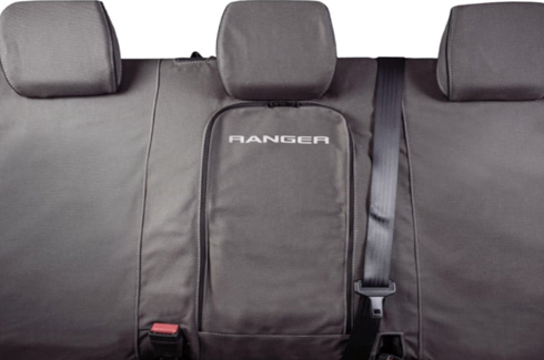 "<img src=""Seat covers rear double cab - FLA"