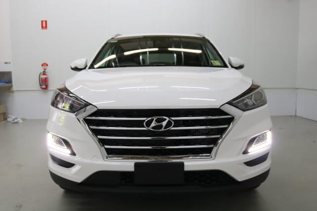 2020 Hyundai Tucson TL3 Elite Suv Image 5