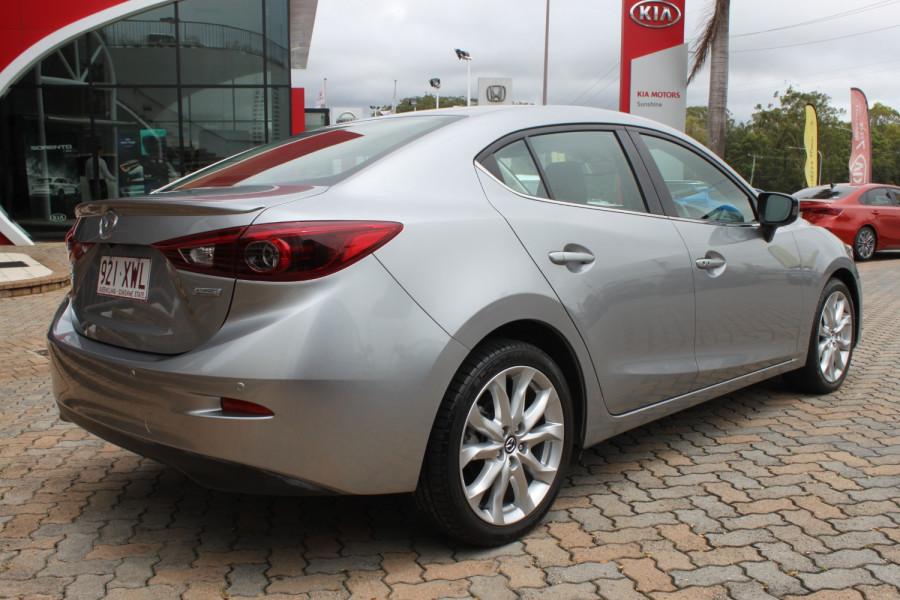 2016 Mazda 3 BM5238 SP25 Sedan Image 6