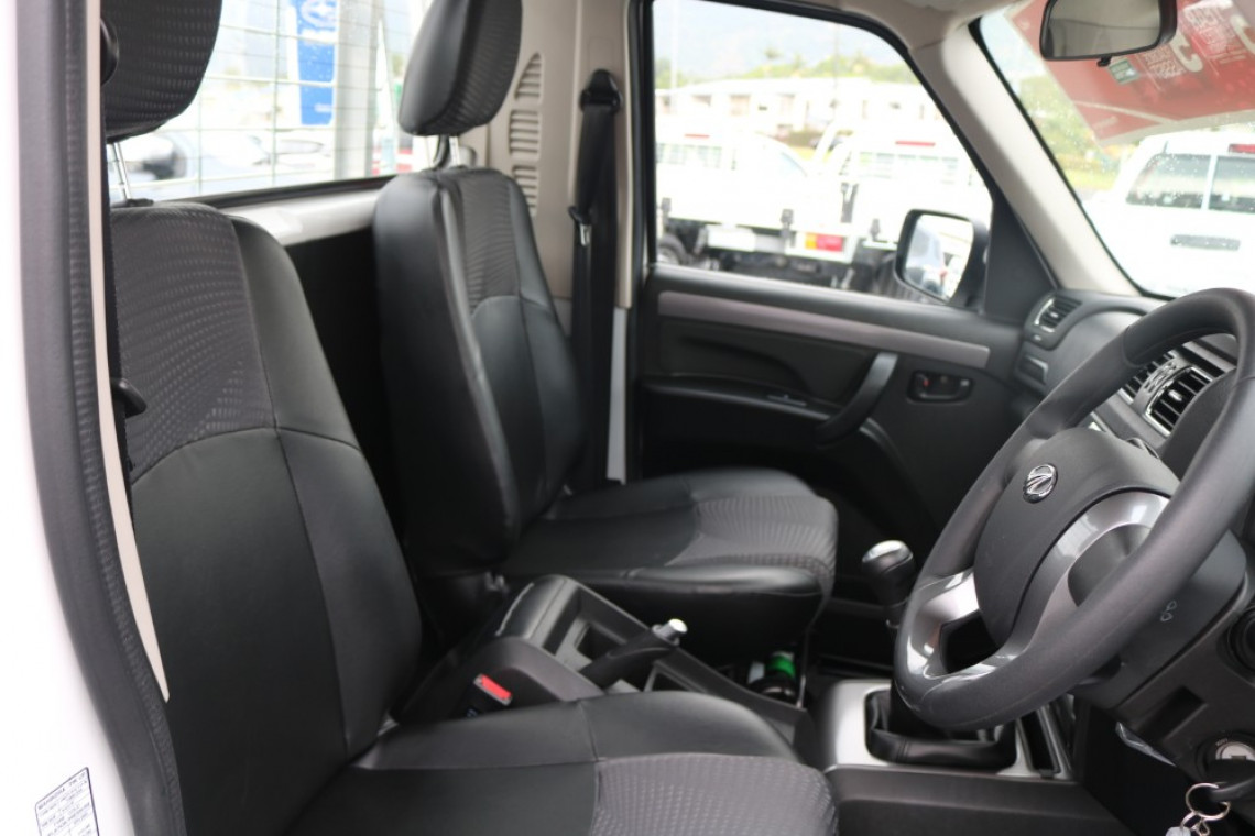 2018 Mahindra Pik-Up S6 Single Cab 4x2 Cab chassis