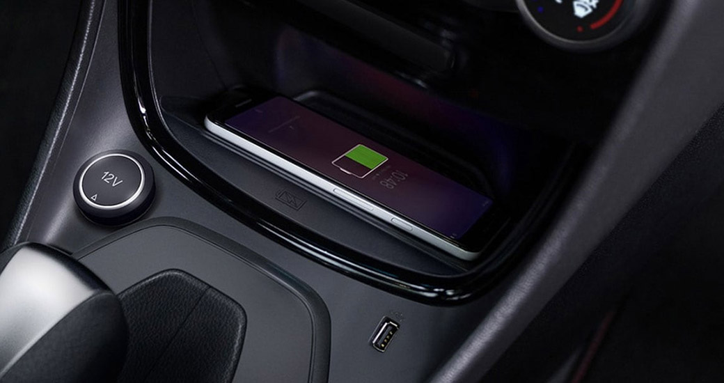 All-New Puma Wireless car charging