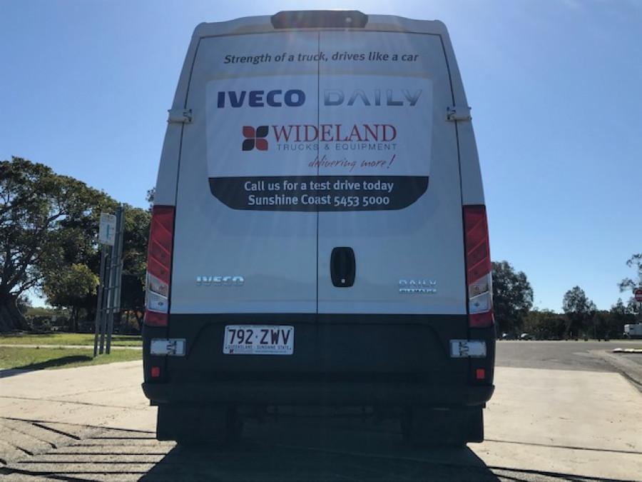 2020 Iveco 50c17a  Daily Van Van Image 16