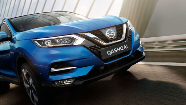 QASHQAI Sleek looks. Smart design.