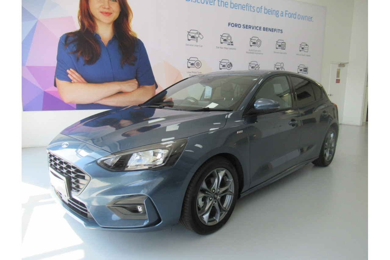 2020 MY20.25 Ford Focus SA 2020.25MY ST-LINE Hatchback