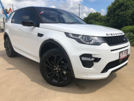 Land Rover Discovery Sport HSE L550  TD4 132KW