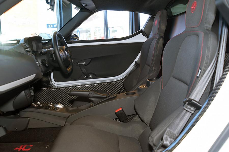 2018 MY17 Alfa Romeo 4C Series 1 Coupe Coupe Mobile Image 10