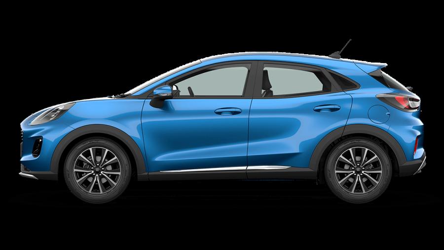 2020 MY20.75 Ford Puma JK Puma Suv Image 6