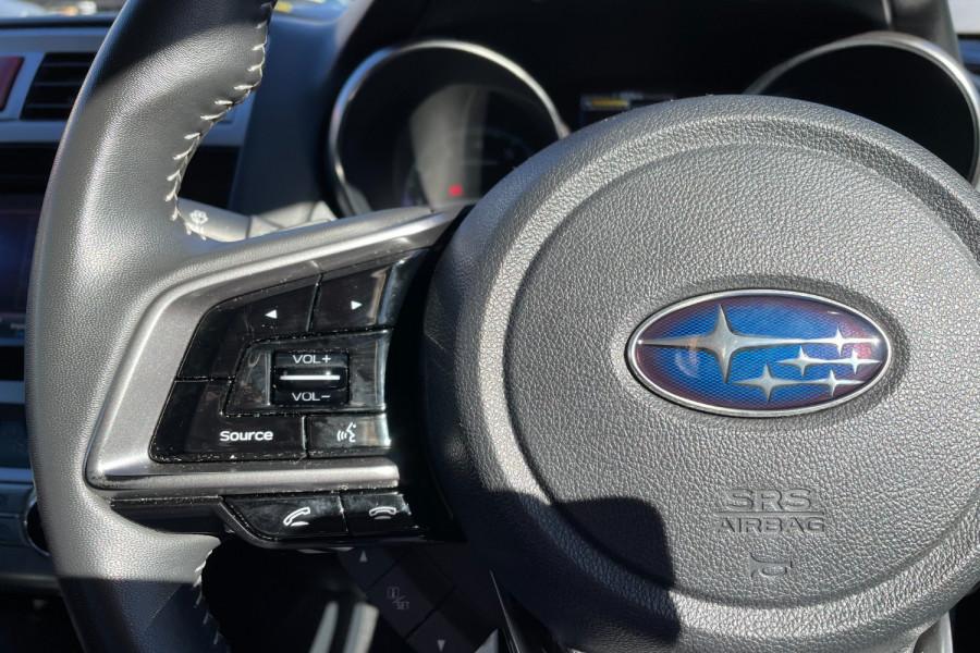 2019 Subaru Liberty 6GEN 2.5i Sedan Image 15
