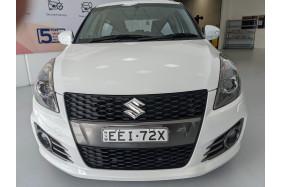 2015 Suzuki Swift FZ MY15 SPORT Hatchback Image 3