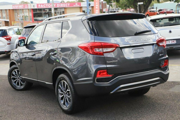 2020 SsangYong Rexton Y400 ELX Suv Image 2