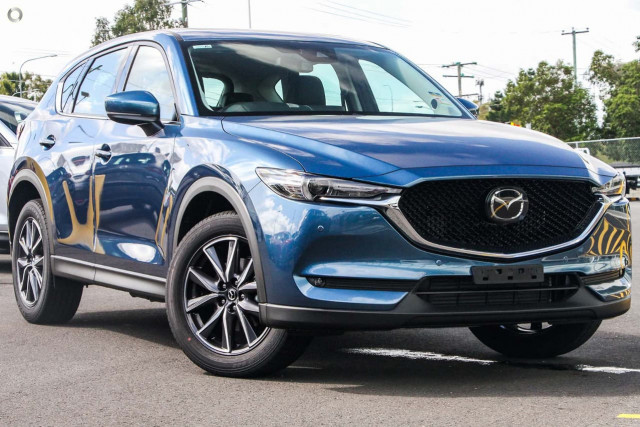 2018 MY19 Mazda CX-5 KF GT Suv Image 2