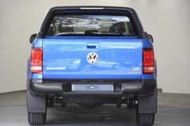 2019 MYV6 Volkswagen Amarok 2H Highline Black 580 Utility Image 4