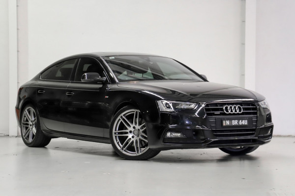 Audi A5 3.0 8T  SPTB STRO 7sp